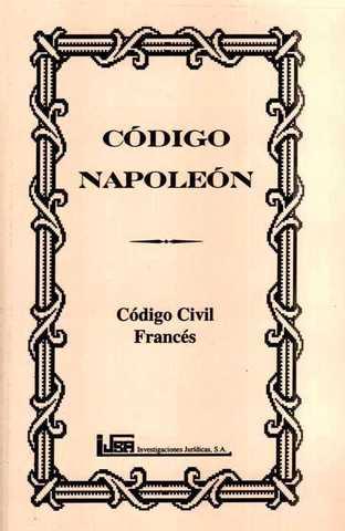 La revolucion industrial en Francia-Napoleón - Código civil