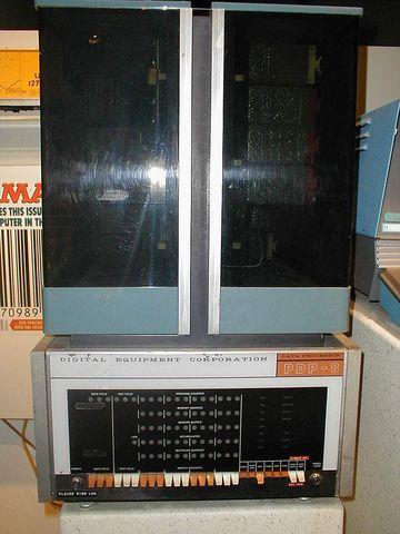PDP 8