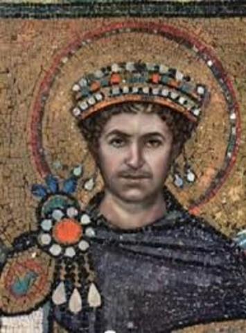El Imperio Absoluto:El Derecho Romano Justinianeo 284 al 476