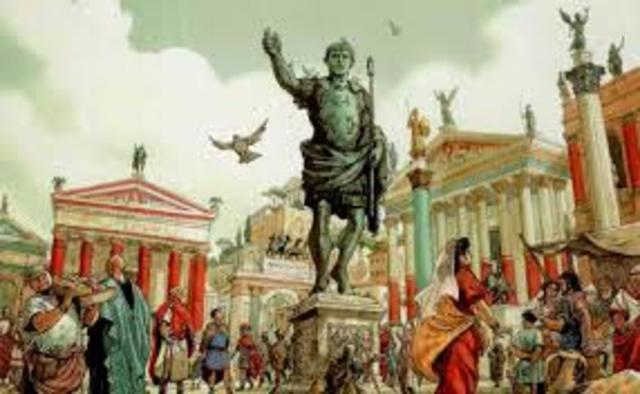 El Imperio Absoluto: Primera vida del Derecho Romano 284 al 476