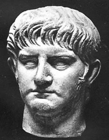Muere Claudio en 54 d.C.