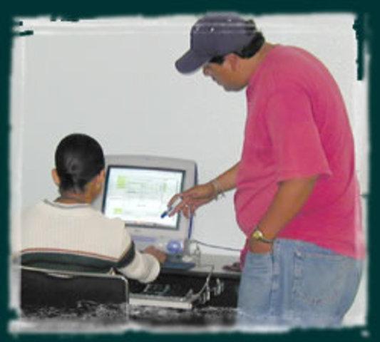 Enseñanza asistida por ordenador