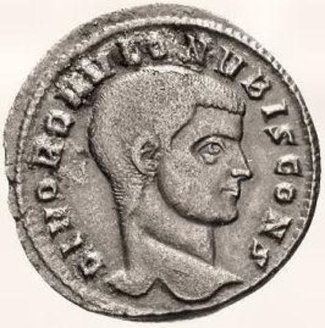 (753-716a.C) Rey Romulo