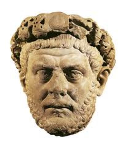 (286d.C) Inicio del Imperio Absoluto