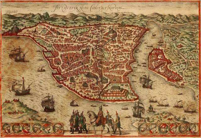 (330d.C) Nueva Capital del Imperio Romano