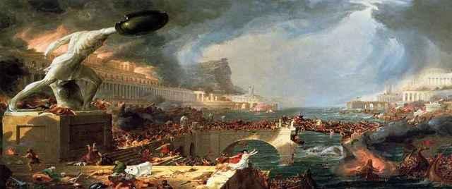 FIN DEL IMPERIO ROMANO EN 476 d.C.