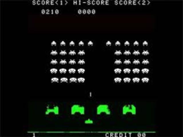 crean primer videojuego para computadoras llamado Spacewar