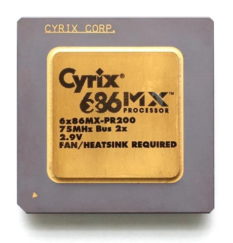 Cyrix 6x86MX