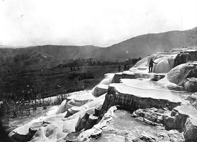 Creation of Yellowstone
