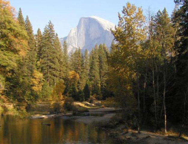 Yosemite National Park created