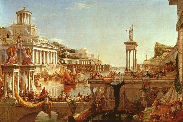 LA MONARQUIA (753 a. C.)