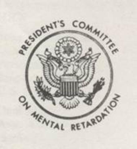 President's Panel on Mental Retardation