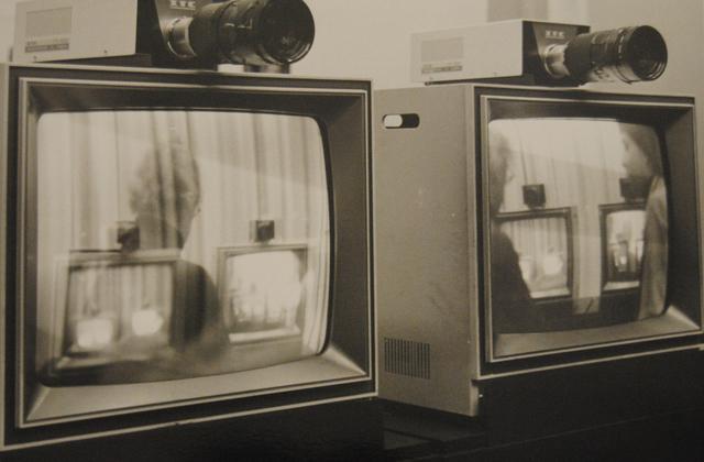Video art show