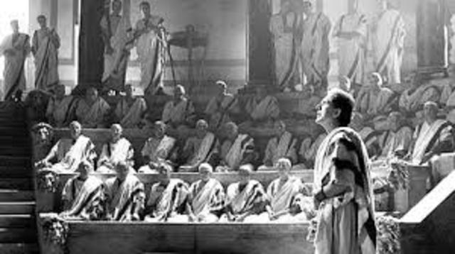 27 a.C Grandes juristas de dos famosas escuelas