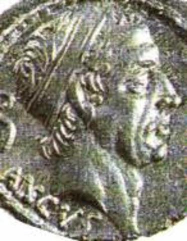 Cuarto Rey Anco Marcio (641-617 a. C.)