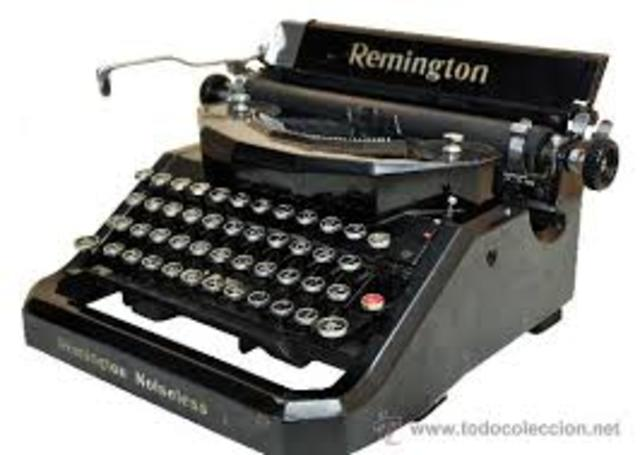 Maquina DEe Escribir