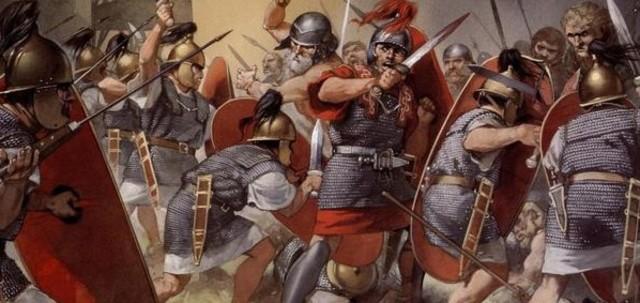 Roma y el imperio de la ley