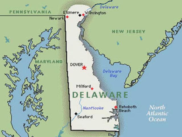 primer Estado en ratificar la Constitución fue Delaware