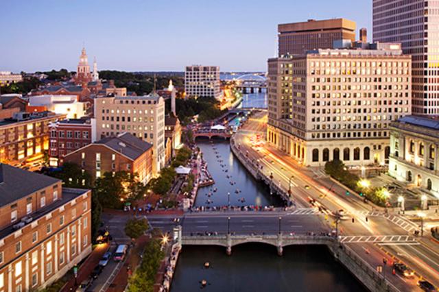 Rhode Island es el decimo tercer estado de la Union