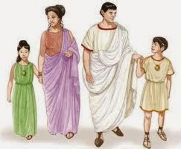 Los plebeyos fueron conquistando la igualdad civil (Siglo IV y III)