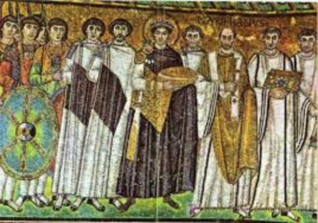 El derecho romano justinianeo (527/565)