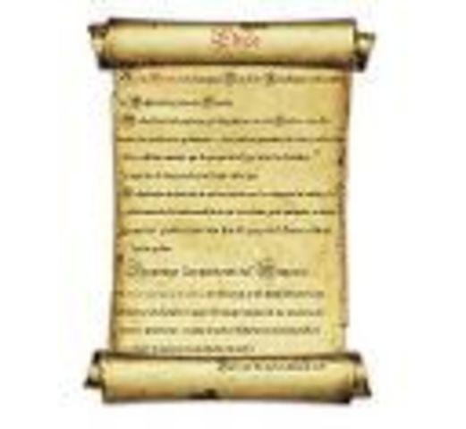 (395a.C.) Edictos de ls Magistrados