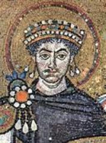 DERECHO JUSTINIANEO (482-565)