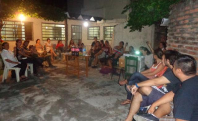 1° Reunión de Voluntari@s Jigote