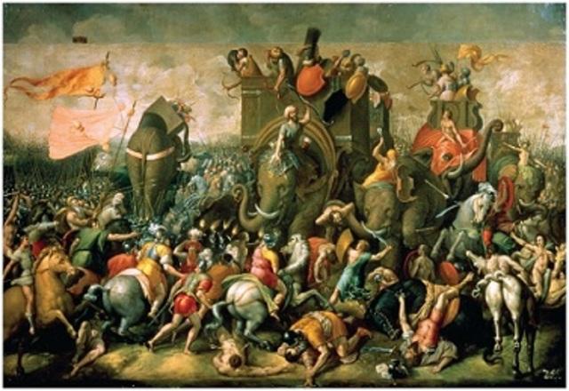 Segunda Guerra Púnica (218-201 a.C.)