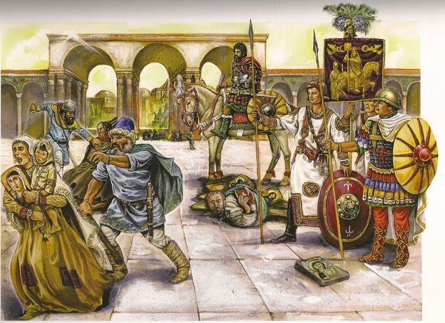 Inició del Imperio Romano (27 a.C.-476 d.C.)