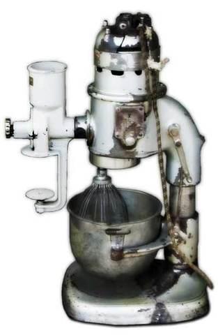First Kitchen Aid Mixer