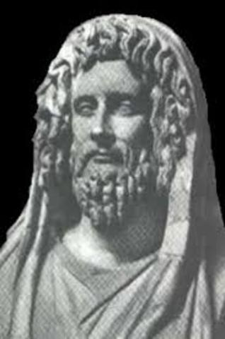 716 a.C Numa Pompillo
