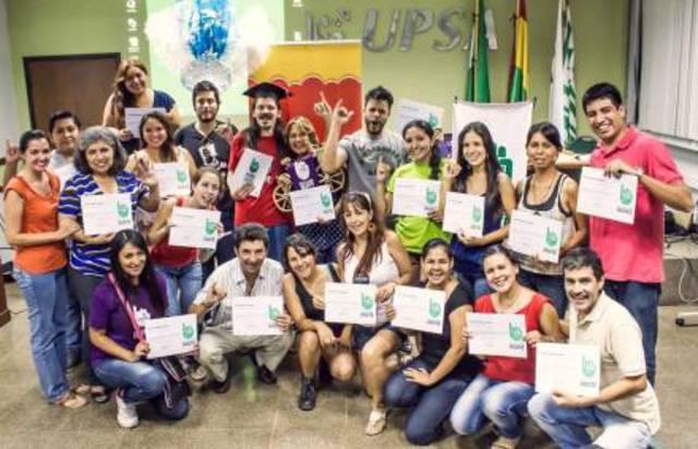 ¡Voluntari@s reciben certificado de Capacitador Jigote!