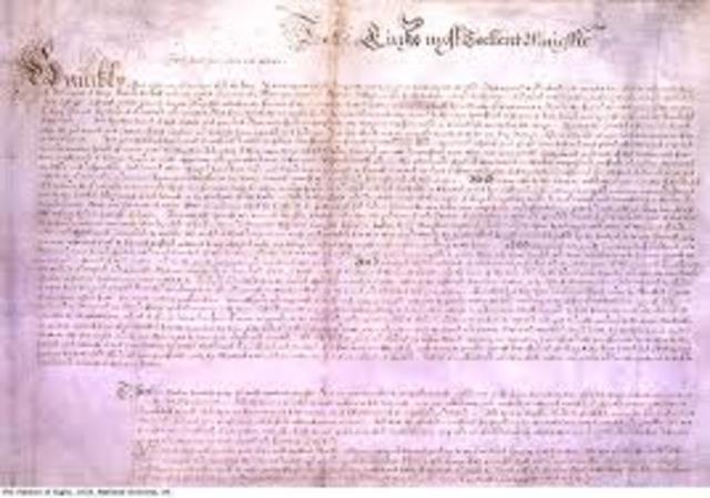 petition of rights hatsa 1679