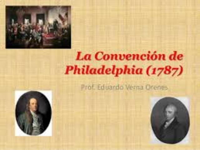 convencion de filadelfia