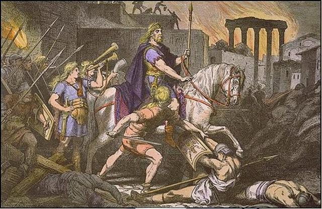 FIN DE ROMA