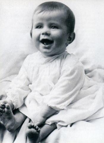 John F. Kennedy was born