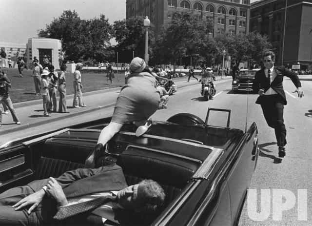 The assasination of John F. Kennedy