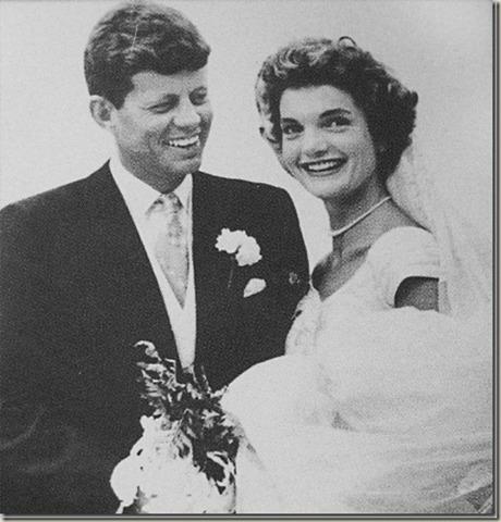 Married Jackie Bouvier