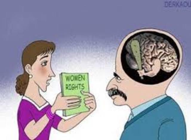 Reconocimiento pleno del derecho de la mujer