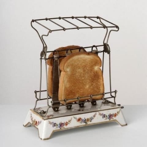 First Electric Toaster