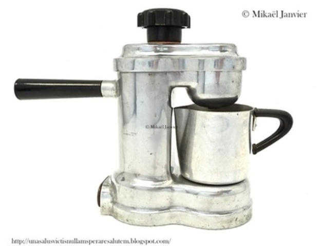 First Automatic Coffeepot