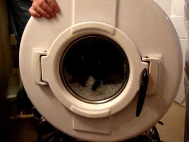 First Top-Loading Washer