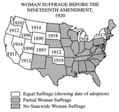 Women Granted Land