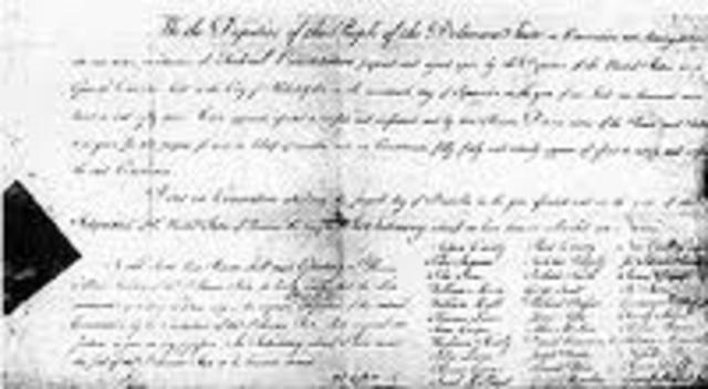 Constitución fue Delaware