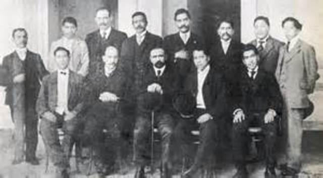 La orientación ideológica de la revolución mexicana