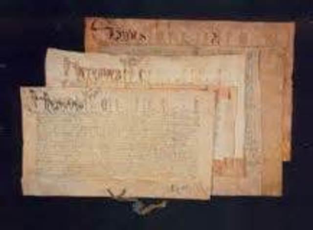LAS BULAS PAPALES DE 1493
