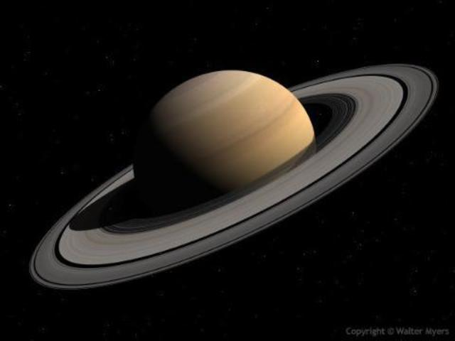 The shuttle is predicted to start to orbit around the closer rings to Saturn.