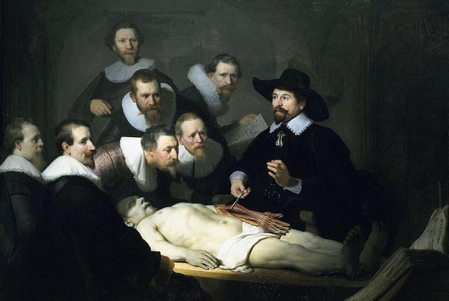 physicians began to learn more about the human body