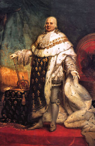 luis XVIII hermano de Luis XVI